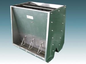 система автоматического кормления свиней
