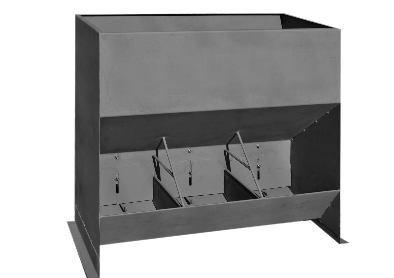 Бункерная кормушка для поросят