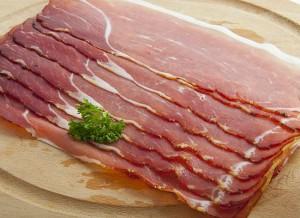 бекон от свиней